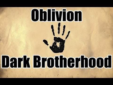TES IV: Oblivion - Dark Brotherhood Questline [1080p HD]