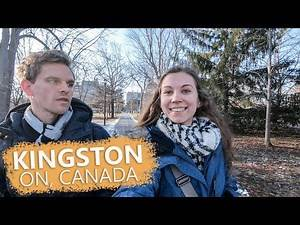 Things To Do in Kingston, Ontario, Canada [Travel Vlog]
