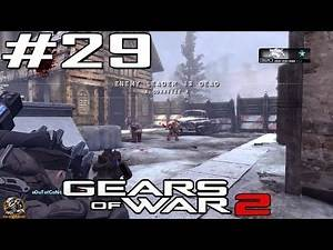 """CROWD CONTROL!"" - Gears of War 2 Road to Rank 100 LIVE w/ Shadowz #29"