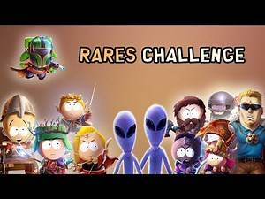 Rares Challenge | South Park Phone Destroyer