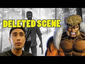 LOGAN Deleted Scene Was Sabertooth Real?