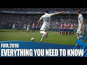 FIFA 16 - All The Changes You Need To Know About