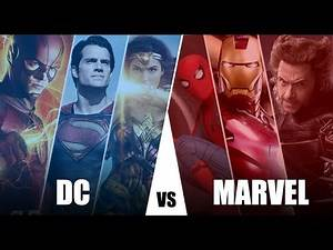 DC is Better Than Marvel | DC VS MARVEL | Marvel is Childish | Hindi/Urdu