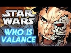 Valance the Hunter - Star Wars Bounty Hunters