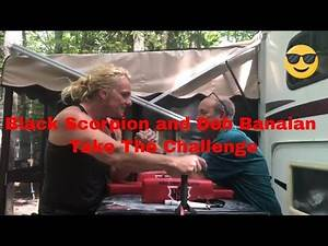 Michelle Dougan and Debbie Banaian Take The Challenge