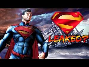 Superman Game Leaked?