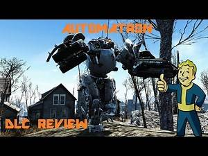 Fallout 4 Automatron DLC: Review & Things to Know about Fallout 4's first DLC