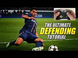 FIFA 17 ADVANCED DEFENDING TUTORIAL - THE ULTIMATE GUIDE - THE SECRETS FOR A PERFECT DEFENSE !