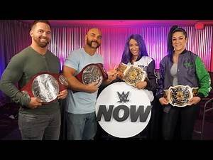 Boss 'N' Hug Connection & The Revival – State of tag teams WrestleMania roundtable: WWE Now