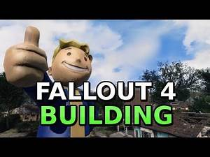 Let's Play Fallout 4 MODDED [Episode 10] Settlement Building / Management [Part 2]