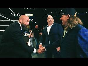 Matt Riddle recalls his barefoot encounter with Triple H on ARRIVAL (WWE Network Exclusive)
