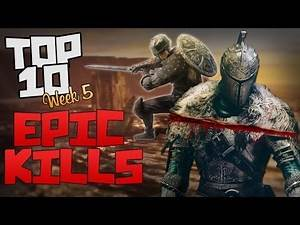 Dark Souls 2 - Top Ten Epic Kills! (5)