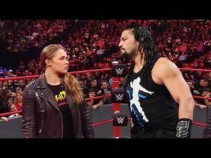 5 WWE Dream Matches That Fans Want to See - Roman Reigns, Ronda Rousey & More