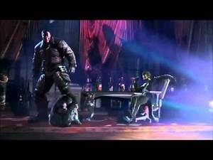 batman Bane joker arkham origins