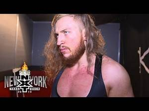 Pete Dunne vows there will be a rematch for the WWE U.K. Championship: Exclusive, April 5, 2019