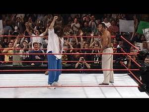The Rock n' Sock Connection vs. The Undertaker & Big Show - Raw, August 30, 1999