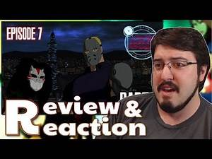 DCAU: Young Justice Abridged Ep. 7 Part 1: #Reaction and #Review #AirierReacts