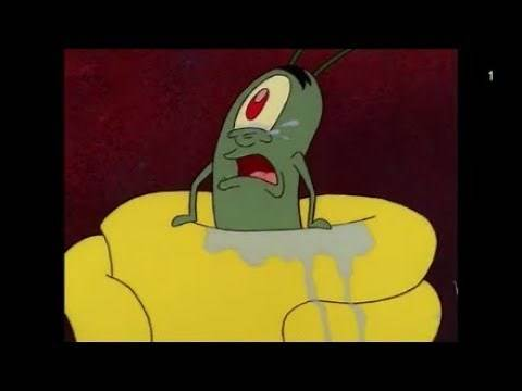 How Many Times Did Plankton And Gary Cry? - Part 1