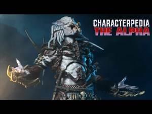 Characterpedia: The Alpha