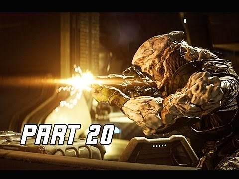 Mass Effect Andromeda Walkthrough Part 20 - KETT BASE (PC Ultra Let's Play Commentary)
