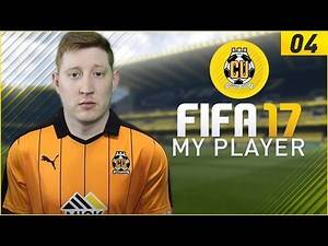 FIFA 17 | My Player Career Mode Ep4 - FIRST LEAGUE GAMES!!