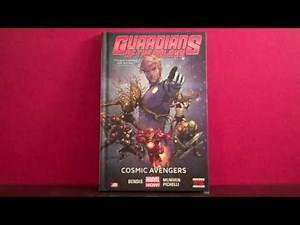 Guardians of the Galaxy: Cosmic Avengers review