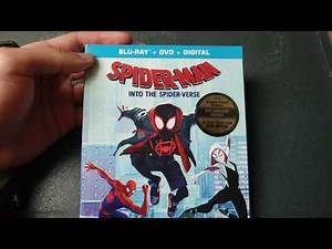 """2 Different Versions of """"Spider-Man: Into the Spider-Verse"""""""