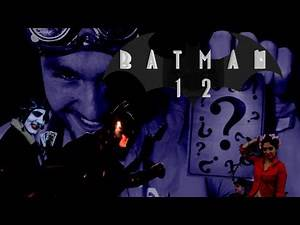 Batman Twelve: Episode 1 [Batman vs Riddler Fan Film]