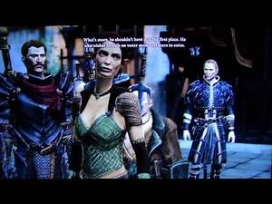 Dragon Age II DLC - Mark of the Assassin pt1