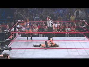 (720pHD): TNA iMPACT 02.03.11: Sarita vs Mickie James