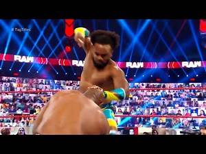 WWE RAW 11/16/2020 - Drew McIntyre vs RANDY ORTON ! Champion ! Survivor Series !