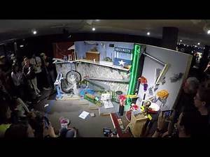 2018 Rube Goldberg Machine Contest: Purdue ASME