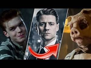 Ranking All Gotham Seasons! (1-4)