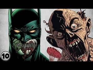 Top 10 Cannibal Batman Villains