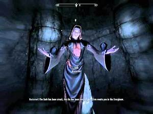 Skyrim - Nightingale quest ending