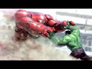 Avengers: Age of Ultron - Mark Ruffalo on Hulk Vs. Iron Man - Comic Con 2014