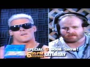 WCW Wrestling Weekend TBS Promo 1990