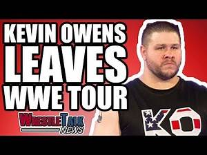 Daniel Bryan TEASES WWE Return! Kevin Owens Leaves WWE Smackdown Tour | WrestleTalk News Oct. 2017