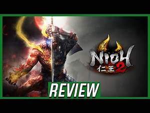Nioh 2 REVIEW 2 - 80+ Hours, 2 Playthroughs, & 1 Platinum Trophy Later