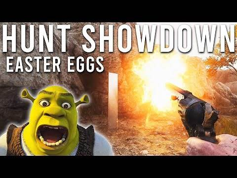Hunt Showdown Easter Eggs are INCREDIBLE!