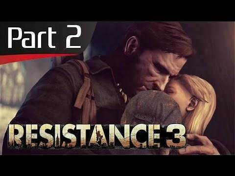 Resistance 3 Co-Op Part 2: Grims and Business Ideas