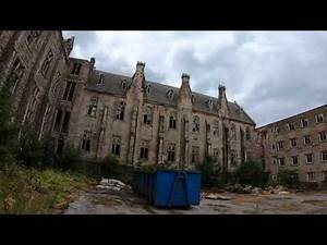 Exploring The Real Life Hogwarts (Harry Potter Fans Eat Your Heart Out) Derelict Collage