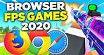 The BEST Browser FPS Games 2020 (must play) - NO DOWNLOAD