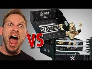 """WWE Slam Crate """"Stables"""" June 2017 Unboxing"""