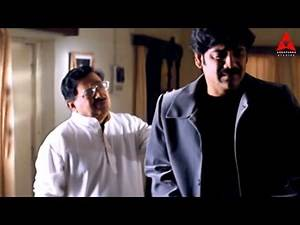 Nagarjuna Comes to Know Anshu Dead Sentiment Scene || Manmadhudu Movie