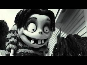 "Frankenweenie ""Characters"" TV Spot"