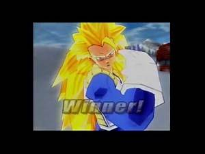 DBZ TENKAICHI 3! BEST FIGHTING GAME EVER