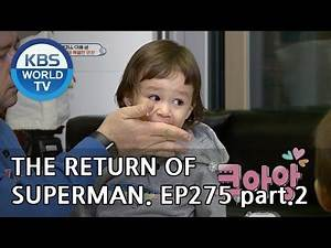 The Return of Superman   슈퍼맨이 돌아왔다 - Ep.275: The Memory of How We Had Fun part2[ENG/IND/2019.05.05]