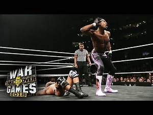 A tenacious Velveteen Dream brings the fight to the NXT Champion: NXT Takeover: WarGames II