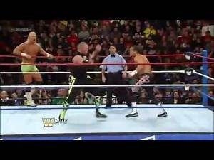 The New Age Outlaws vs Primo & Epico (WWE RAW Old School, 04/03/13)